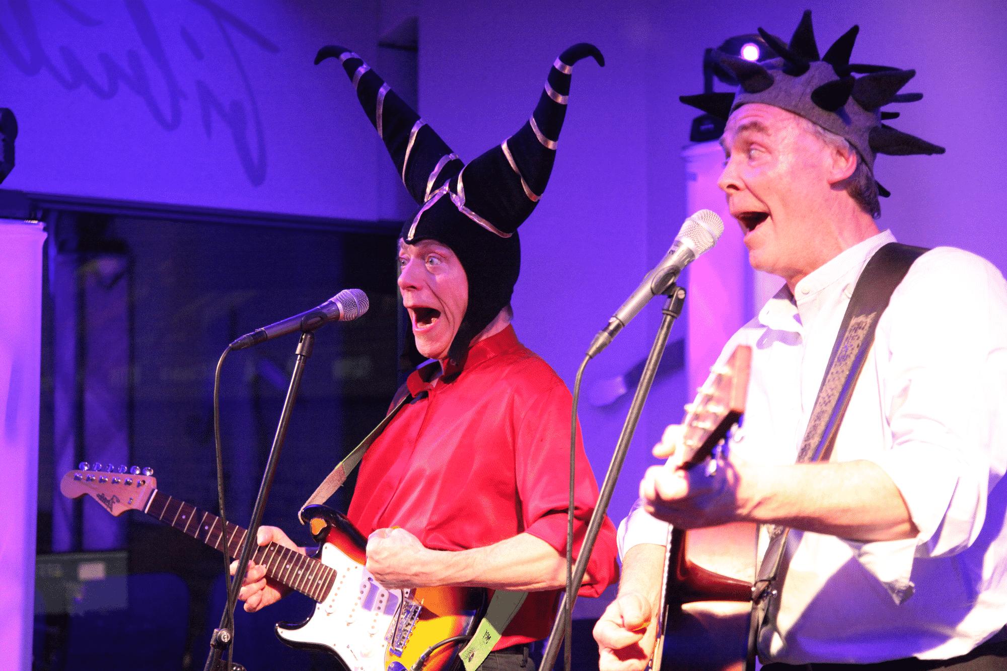 Mark'n'Simon Live - MusoComedy, Kabarett