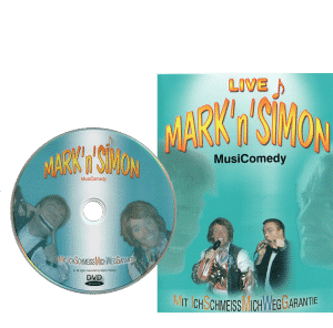 Extras - Shop Mark'n'Simon - DVD