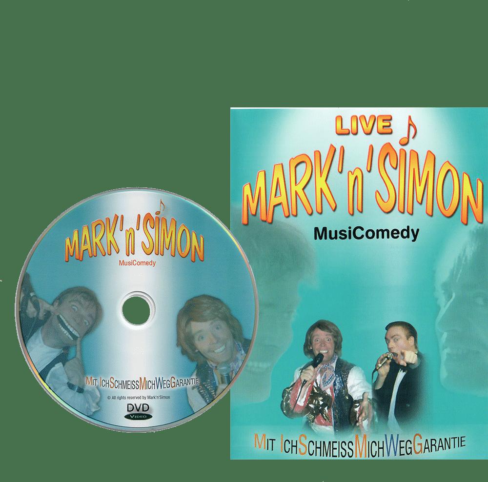 Extras - Shop Mark'n'Simon - DVD
