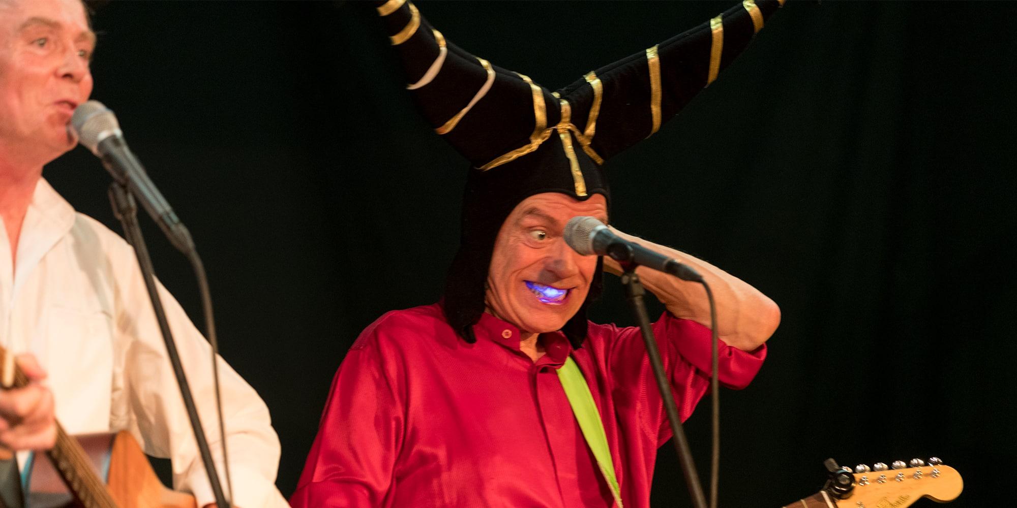 Mark'n'Simon Comedy und Musik für Firmenfeier