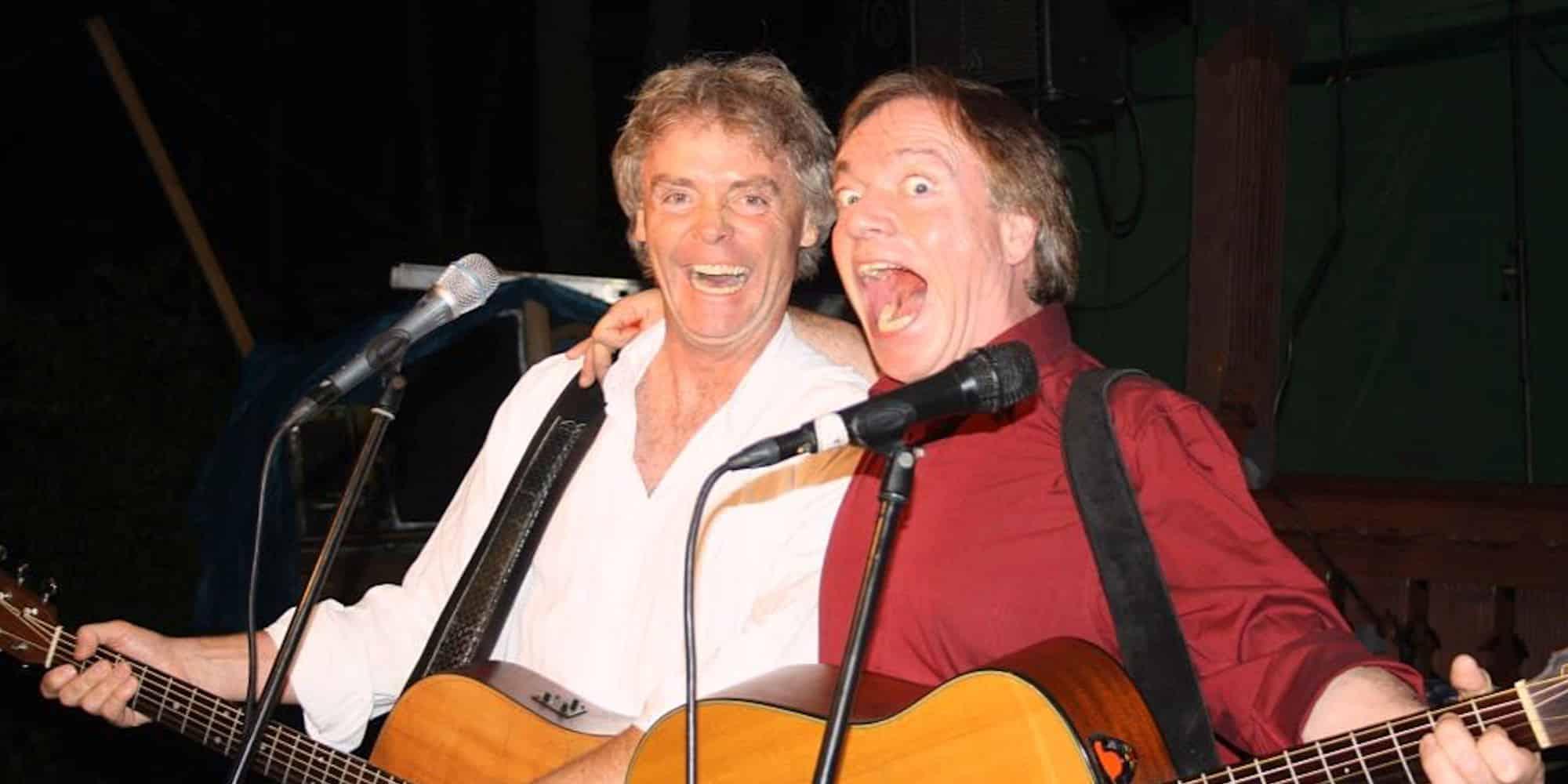 MARKnSIMON - seit 40 Jahren Musik und Comedy
