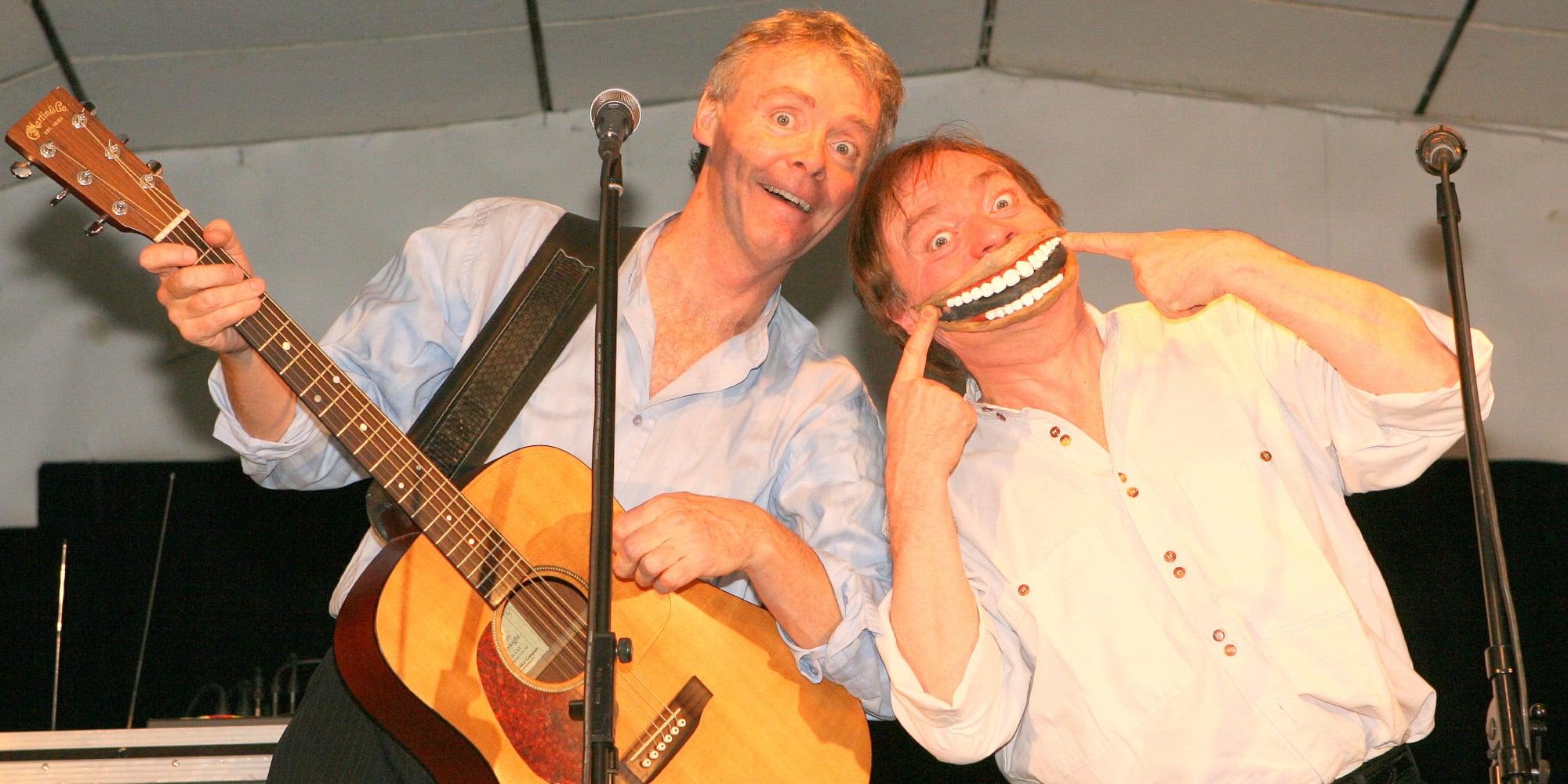 MARKnSIMON - Musik und Comedy - Lachen garantiert